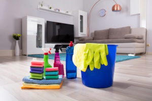 The Best Guide for Apartment Cleaning When Moving Out or In